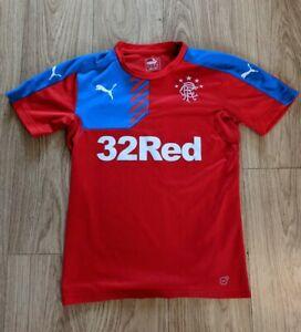 Glasgow Rangers Shirt 2015/16 Puma Training Top Adult Small
