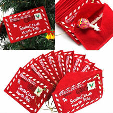 Special Delivery Urgent To Santa Claus North Pole Christmas Hanging Ornaments
