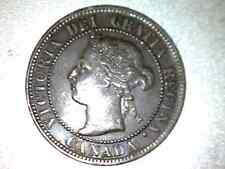 1893 CANADA  LARGE CENT     AU   #XV202