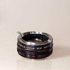 Doubleur de focale FOCA MC4 monture Konica Hexanon AR