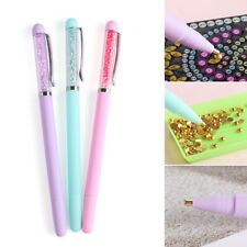 Embroidery Crafts 5D Diamond Painting Point Drill Pen Crystal Pens Cross Stitch