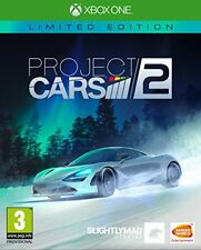 Namco Xbox One Project Cars 2 Limited Steelbook Edition