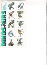 2013  ROYAL MAIL PRESENTATION PACK DINOSAURS PACK 490