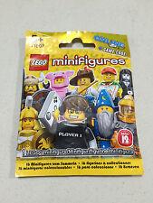 SEALED Lego Series 12 Court Jester New Original Bag Minifigure 71007 2014 Castle