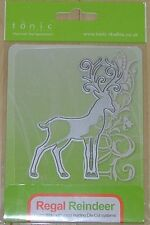 TONIC STUDIOS ROCOCCO - REGAL REINDEER 1 DIE  -  SEE PIC TWO FOR SIZE