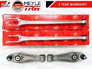 FOR PORSCHE BOXSTER CAYMAN 987 04-12 REAR AXLE LOWER TRACK CONTROL ARM ARMS