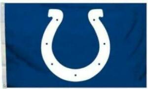 NFL Indianapolis Colts Football Flag