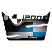 ADESIVO 3D PROTEZIONE SERBATOIO COMPATIBILE CON BMW R 1200 RT 2005 - 2013
