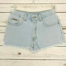 VTG CK Calvin Klein Denim Jean Shorts Light Wash Women's size 3