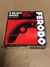 Ferodo Brake Shoes GS280 Ford Anglia 62-67 Parts Project