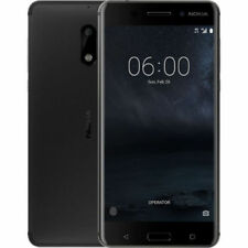 Cellulari e smartphone Nokia 6 argento Octa core