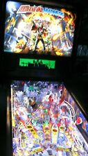 Chicago Gaming Medieval Madness Pinball machine remake less than 100 plays