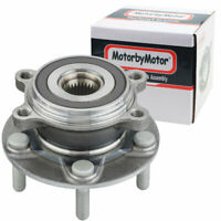 Front Wheel Bearing & Hub Assembly for 2014-2018 Mazda 3 & 3 Sport