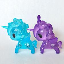 Tokidoki Gems Unicorno Pair Brilliant Zircon & Majestic Amethyst