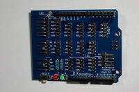 PROTO-TYPE SENSOR EXPANSION SHIELD ,ARDUINO COMPATIBLE , MANY OPTIONS , UNO R3