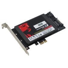 SEDNA - PCI Express SATA III SSD Adapter with SATA III port