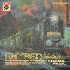 Sohail Rana Khyber mail OST LP Pakistan Indian Psych Jazz Funk Killer S/S ECOUTE