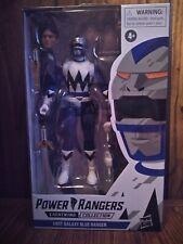 Hasbro Power Rangers Lightning Collection 6 in Blue Ranger