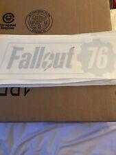 Fallout 76 Logo / Vault 76 / Vinyl Decal Sticker