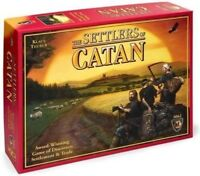 The Settlers of Catan- Catan Board Game Award Winning New 5th Edition Sealed New