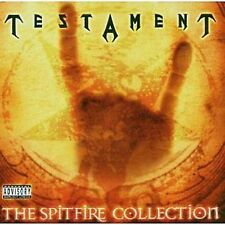 Testament The Spitfire Collection CD NEW 2007 Metal