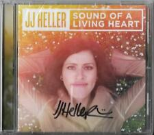 Sound of a Living Heart by JJ Heller (CD, Aug-2015, Good Time Inc) New Sealed!