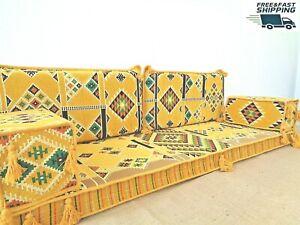 Arabic Floor Seating Arabic Floor Sofa Arabic Majlis Arabic Couches Jalsa -MA 69