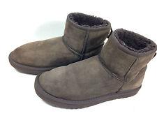 UGG Australia Classic Mini Boots 5854 Brown Size 9 USA.