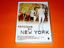 PERDIDAS EN NEW YORK / Perdues dans New York - Jean Rollin - DVD R2 - Precintada