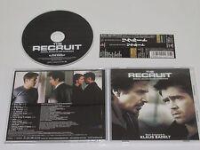 KLAUS BADELT/THE RECRUIT - OMP SOUNDTRACK(GENEON GNCE-3001) JAPÓN CD ÁLBUM+OBI