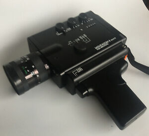 AGFA Movexoom 6 sound mos electronic, Variostar 1,8/7-42, mit Objektivdeckel