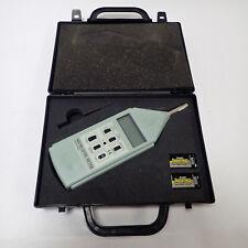 SOUND LEVEL METER IEC 651 TYPE 1 W/ BATTERIES DIGITAL / NOISE METER BRAND NEW!