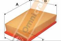 Omnicraft Air Filter For Renault Kangoo Express 1.5 dCi 2133189