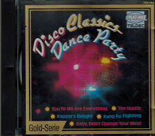 CD Disco Classics Dance Party ,Teldec