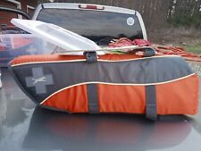 Top Paw Orange Dog Life Jacket 55- 85 Lbs Size Large New With Tags