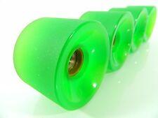 Blank Pro 70mm x 51mm Longboard Cruiser Wheels Clear Multi Colors New Sealed