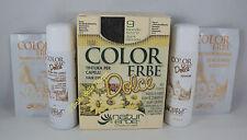 Colorerbe Douce Couleur Coloration Cheveux Végétale 60 ML Couleur 9 Blonde Foncé