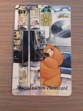 BT Phonecard, Special Edition 10th Anniversary Forever Friends, £2 value, Used