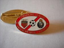 a2 PORTO - MANCH UTD cup uefa champions league 2004 spilla football pins