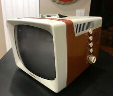 Vtg 1957 General Electric Portable Television Model 17T026 -Beautiful Condition!