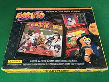 ALBUM NARUTO pocket PANINI 2007 Vuoto + Set Completo 1/72 Figurine OTT/SIGILLATO