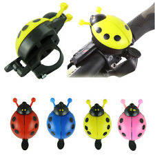 Cycling Bicycle Bike Ride Horn Alarm Lovely Kid Beetle Ladybug Ring Bell
