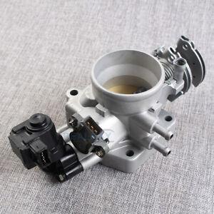 2010-2013 K-ia Sportage Compatible with 35100-25400 2006-2010 K-ia Optima TUPARTS Throttle body Fuel Injection Throttle Body Controls Fit for H-yundai Santa Fe// Sonata// Tucson 2007-2010 K-ia Magentis