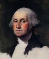 CHENPAT1080 fine George Washington portrait handmade oil painting art on canvas