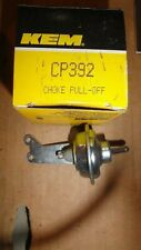 NORS 60s 70s CHRYSLER DODGE JEEP PLYMOUTH CARBURETOR CHOKE PULL OFF