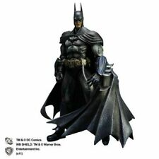 Square Enix Batman Arkham Asylum Play Arts Kai Batman Action Figure *New