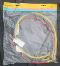 36 1//4 Standard Hoses with Standard Fittings Set Robinair Set of 3 30036