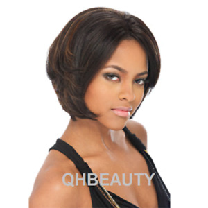 MILKY WAY 100% HUMAN HAIR LACE FRONT WIG AMORA