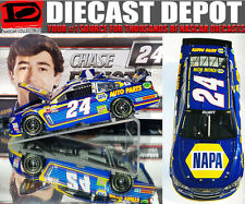 CHASE ELLIOTT 2017 NAPA #24 CHEVROLET 1/24 ACTION