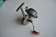 A SCARCE VINTAGE INTREPID CONSORT SPINNING REEL